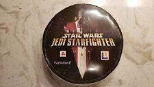 Star Wars Jedi Starfighter PlayStation 2 Ps2 Star Fighter Starwars