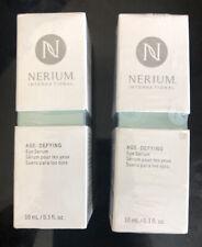 2 Nerium (Neora) Age-Defing Eye Serum (0.3 Oz. Each) NEW/SEALED - Exp 10/19