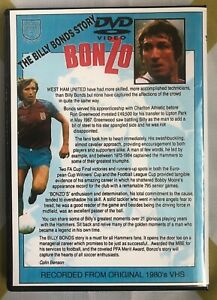 THE BILLY BONDS STORY - BONZO - WEST HAM UNITED LEGEND DVD - LONGLIVETHEBOLEYN