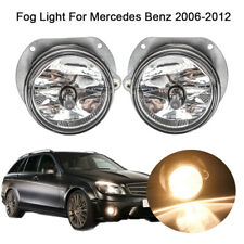 PAIR Fog Light Lamp For Mercedes Benz W204 W216 R230 W164 W251 AMG 2006-2012