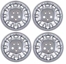 "2005-2010 CHRYSLER 300 MAGNUM CHARGER 17"" Bolt-On Hubcap Wheelcover SET CHROME"