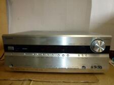 Onkyo TX-SR606 HDMI Home Cinema Receptor + Control Remoto-Excelente Sonido-Plata