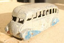 DINKY 29b STREAMLINED MOTOR BUS  good condition 1940s