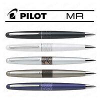 Pilot MR Ballpoint Pen Refillable - in Metal Gift Box - Blue Ink