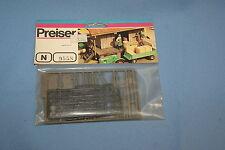 Preiser 9558 Telephone Poles set N