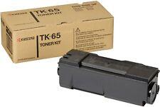 ORIGINAL Kyocera Cartouche d'encre TK-65 TK65 370QD0KX FS-3820N 3830n B NOUVEAU
