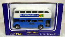 Tomica 1/86-L8 LONDON BUS RM n.s.w St George cours moulé modèle de bus