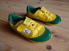 NIKE SPORT FUSSBALLSCHUHE Gr 24 gelb grün Outdoor SNEAKERS