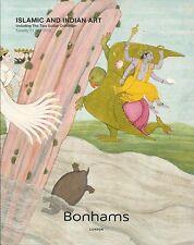 BONHAMS ISLAMIC QAJAR INDIAN MUGHAL WOA JEWELS ARMS Tipu Sultan Coll Catalog 15