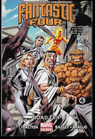 Fantastic Four Vol 2: Road Trip by Matt Fraction & Art Bagley 2013, TPB Marvel