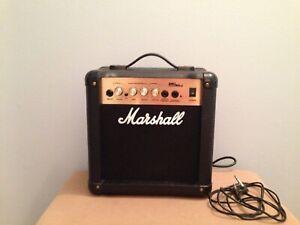 Marshall Amplifier Model MG10CD