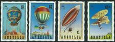 ANGUILLA - 1983 'BICENTENARY OF MANNED FLIGHT' Set of 4 MNH SG565-68 [A1109]