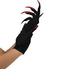 Vivid Unisex Halloween Kostüm Party Schädel Geist Nagel Handschuhe Fäustlinge