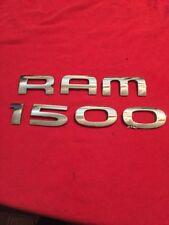 Dodge Ram 1500 Door Emblems. (730)