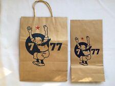 Lot Sac Tintin Papier - Tintin de 7 à 77 / HERGE /MOULINSART