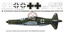 Peddinghaus 1/72 Dornier Do 335 A-11 Pfeil Markings Oberpfaffenhofen 1945 2132