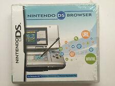 Nintendo DS BROWSER per Nintendo DS Inc DS espansione di memoria (NUOVO)