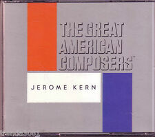 Great American Composers JEROME KERN 2CD 40s 50s Pop FRED ASTAIRE SHIRLEY JONES