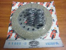 SERIE DISCHI FRIZIONE VESPA 125/150 55'>'57 CLUTCH DISCS FOR VESPA S1060/B