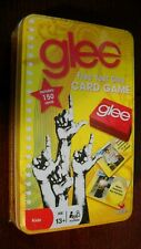 "GLEE ""Free Your Glee"" CARD GAME 20th Century Fox 2010 TV Show 150 Cards in TIN"