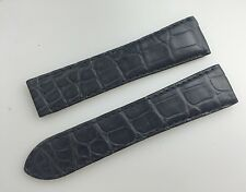 New Authentic Boucheron Grey Deployment Buckle Replacement Watch Band 22 Mm