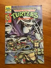 Teenage Mutant Ninja Turtles Adventures #1, 1989 Archie Publishing