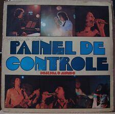 """PAINEL DE CONTROLE 1978 """"Desliga O Mundo"""" Mod Funk Soul Boogie LP BRAZIL HEAR"""