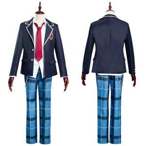 SK8 the Infinity  Nanjo Kojirou/Cherry blossom Cosplay School Uniform Suit