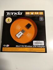 Tenda Mini11N Wireless USB Adapter NIB