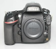 Nikon D800 36.3MP - Boxed - (Body Only) - Shutter count approx 55,600