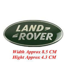 Front BONNET Hood Up Grille Rear trunk LAND ROVER Range Rover Emblem Sticker