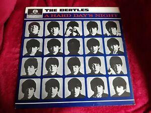 The Beatles ~ A Hard Day's Night ~ Original UK Stereo Vinyl LP