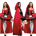 Adult Sexy Princess Queen Halloween Cosplay Fancy Dress Party Costume Carnival