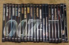 COLLEZIONE DVD 007 21 FILM