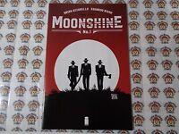 Moonshine (2016) Image - #1, Prohibition, Brian Azzarello/Eduardo Risso, NM/-