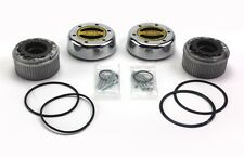 WARN 38826 Dana 60 50 Premium Locking Hubs 30 Spline Ford GM Dodge