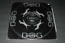 DJ Quicksilver~Escape To Paradise / Timerider~1998 Trance~UK IMPORT~FAST SHIP!!