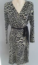 Bnwt Leona Edmiston Ruby Leopard Print Dress
