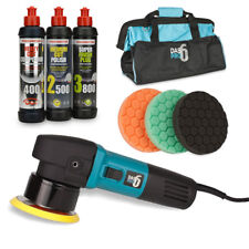 DAS6 Pro Dual Action Maching Polisher - Menzerna Kit