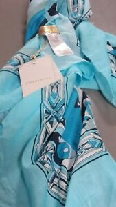 Emilio Pucci  Printed Sarong, Cover-up, Long Pareo new with tags