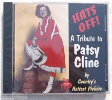NEW - Tribute to Patsy Cline by Hats Off! Tribute to Patsy Cline Sealed