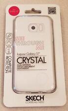 Skech Crystal Clear Slim Case for Samsung Galaxy S7 (Clear)