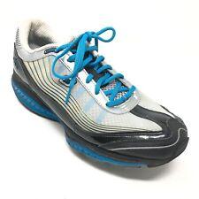 Women's Skechers Resistance Walking Shoes Sneakers Size 11M Black Blue AC12