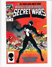 MARVEL SUPER HEROES SECRET WARS 1-12 NM-