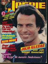 JOEPIE 379 (21/6/81) JULIO IGLESIAS ABBA VILLAGE PEOPLE ELTON JOHN STRAY CATS