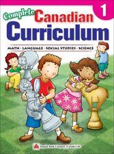 Complete Canadian Curriculum: Grade 1