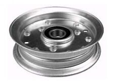 """Flat Idler Pulley Fits Murray Noma 690549 (9543) Id 11/16"""" Od 4 5/8"""" Height 1"""""""