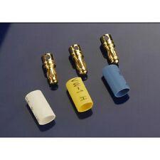 Traxxas TRA3342 Velineon VXL Bullet Connectors, Male-Motor Side: 1/10 Slash 4x4