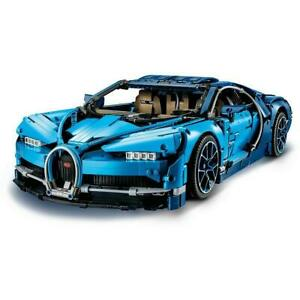 Custom Technic Bugatti Chiron Compatible w/ LEGO 42083 42115 42056 NO BOX