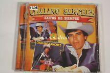 Chalino Sanchez Exitos De Siempre Music CD
